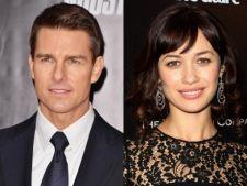 Olga Kurylenko va juca alaturi de Tom Cruise intr-un film S.F.