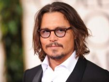 Johnny Depp, cel mai popular actor din America