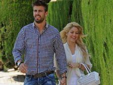 Pique si Shakira, victimele unui santaj sexual