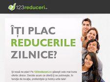 ADVERTORIAL Gaseste cele mai bune oferte zilnice pe 123reduceri.ro