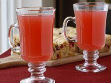Ceai de afine si scortisoara