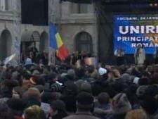 Proteste si huiduieli de Ziua Unirii peste tot in tara
