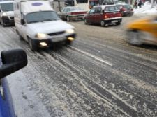 Iarna paralizeaza Romania
