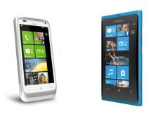 Nokia si HTC se intrec pentru suprematia Windows Phone