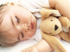 De ce plang copiii in somn?