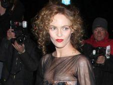 Vanessa Paradis pune capat zvonurilor: nu se desparte de Johnny Depp!