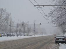 Romania, sub zapada - traficul inca blocat, interventia tot mai dificila