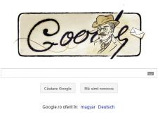 Google aniverseaza 160 de ani de la nasterea lui I.L. Caragiale