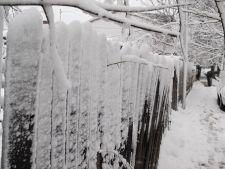 Romania, lovita de un val de ger si ninsori  - cinci zile de urgie