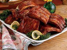 Coaste de porc dulci - acrisoare