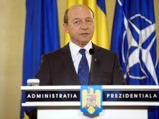 Traian Basescu, la consultari cu partidele