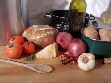 Burduf Urias la targul cu produse traditionale de la Agronomie
