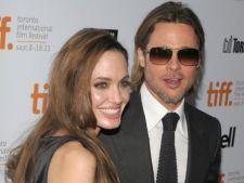 Cuplul Brad Pitt si Angelina Jolie se indreapta spre altar