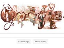 Charles Dickens, aniversat de Google la 200 ani de la nastere