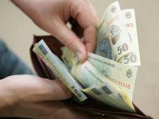 Primele de sarbatori au crescut salariul mediu