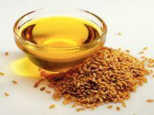 Beneficiile uleiului de in