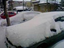 Urmeaza zile cu ger: minus 25 de grade