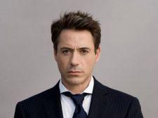 Robert Downey Jr., tatic pentru a doua oara