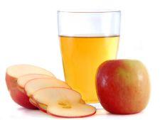 Otet din cidru de mere in dieta alimentara