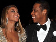 Numele fiicei cuplului Beyonce - Jay-Z ar putea deveni marca inregistrata