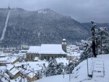 Cum este vremea in Brasov in februarie, pentru un weekend la schi