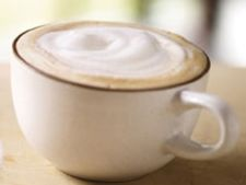 Cafea latte aromata