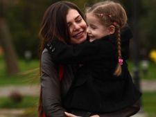 Monica Gabor nu isi viziteaza fiica, dar cere custodia pentru aceasta
