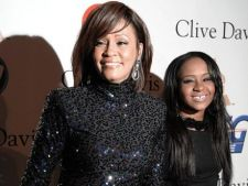 Bobbi Kristina, fiica lui Whitney Houston a adormit in cada, la acelasi hotel