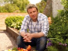 Jamie Oliver a gasit o comoara in subsolul noului sau restaurant
