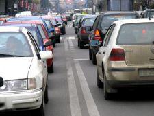Vanzarile de masini au scazut cu 23,3% in Romania
