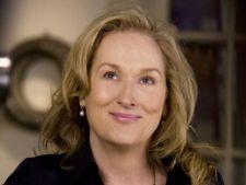 Meryl Streep a primit trofeul Ursul de Aur, la Berlinara 2012