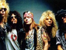 Reuniune Guns N' Roses in formula originala la gala Rock and Roll Hall of Fame