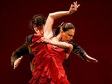 Flamenco la Teatrul National din Bucuresti