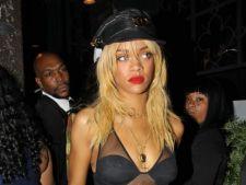 Rihanna si-a aniversat ziua alaturi de fostul iubit, Chris Brown