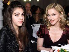 Fiica Madonnei debuteaza in lumea muzicala