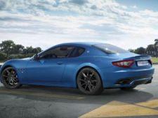 Maserati prezinta coupe-ul Gran Turismo Sport la Salonul Auto de la Geneva
