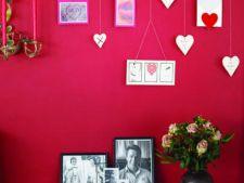 7 motive de a folosi rosu in designul interior