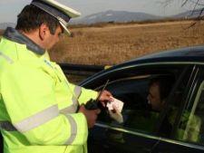 Soferii cu amenzi neplatite vor avea permisul suspendat