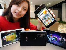 LG lanseaza Optimus 3D Cube