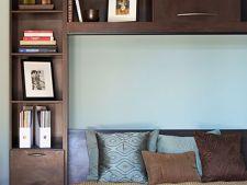 4 trucuri de design pentru un dormitor mic