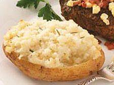 Cartofi copti cu rozmarin si usturoi