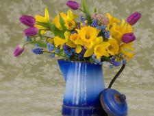 Recomandare de weekend: Atelier de aranjamente florale de primavara