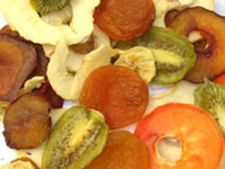 Cum sa faci fructe uscate