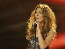 Celine Dion si-a pierdut vocea