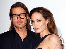 Angelina Jolie si Brad Pitt vor construi un parc tematic pentru copiii lor