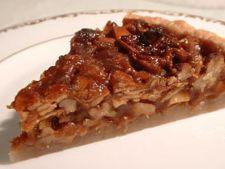 Tarta cu nuci caramelizate