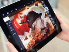 Adobe Photoshop, disponibil pe iPad 2 ca Photoshop Touch