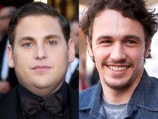 Jonah Hill si James Franco vor juca intr-un film produs de Brad Pitt
