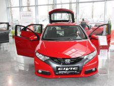 Noua Honda Civic s-a lansat in Romania. Afla cat costa!