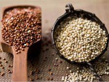 Beneficiile consumului de quinoa